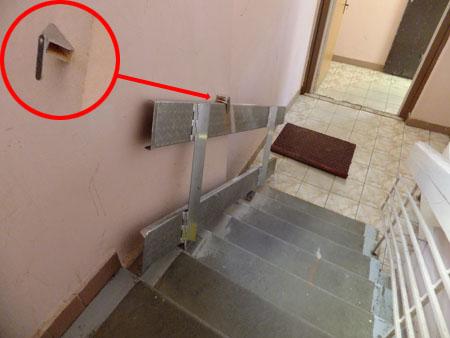 Купить откидной пандус для инвалидов - цена в Самаре и области
