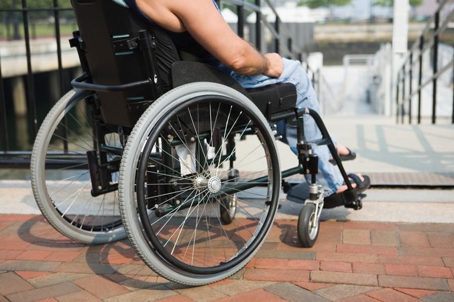 Пандусы для инвалидов