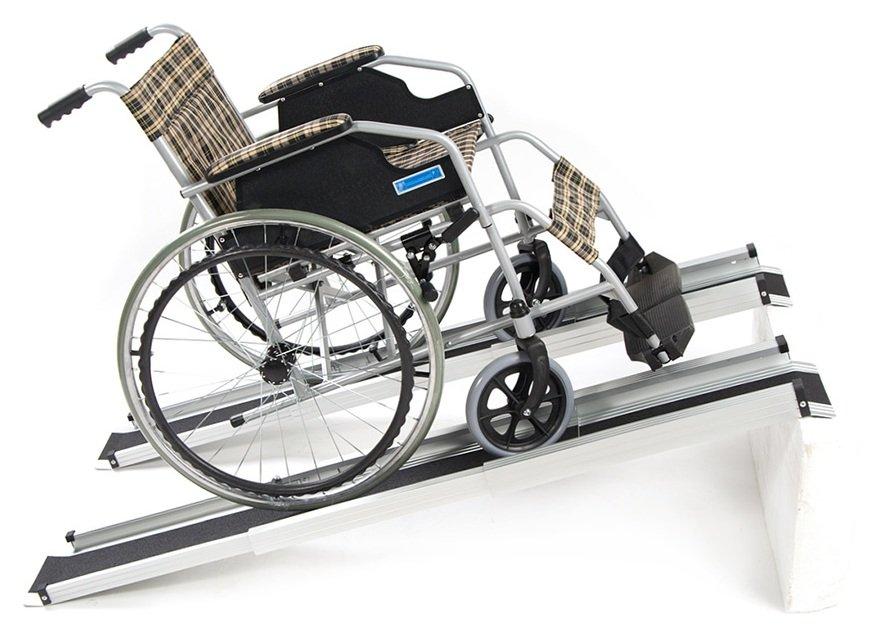 Купить раздвижные пандусы для инвалидов в Самаре и Самарской области